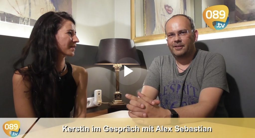 Interview auf 089TV